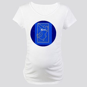Alternative Angel [RightFace] Maternity T-Shirt